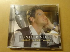 CD / GUNTHER NEEFS: SWING IS THE THING