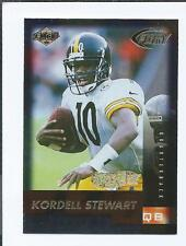 1999 COLLECTORS EDGE Gold Ignot KORDELL STEWART (STEELERS)