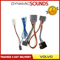 SOT-048 Bluetooth ISO Parrot Adaptor Wiring Loom Lead for Volvo C30 C70 S40 V50