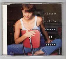 (HC443) Shawn Colvin, Round Of Blues - 1992 CD