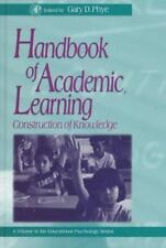 Handbook of Academic Learning: Construction of Knowledge (Educational