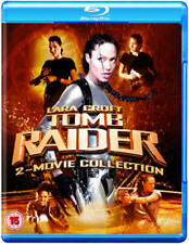 Lara Croft - Tomb Raider / lara croft - tomb raider 2 - The Cradle Of Life Blu-R