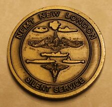 NFMT New London Silent Service Navy Challenge Coin