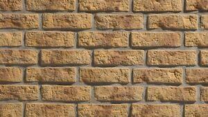 Decorative Brick, Wall Cladding, Slate Stone Tile Slips Brick Tiles RUSTIC 548