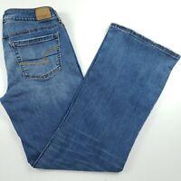 American Eagle Super Stretch Favortite Boyfriend jeans Women's 10 medium wash