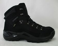 Lowa Mens Renegade GTX Mid Boots 310968 9999 Black Size 10.5/Wide