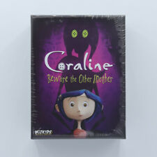 WizKids Neca Coraline: Beware the Other Mother Card Game On Hand 14+