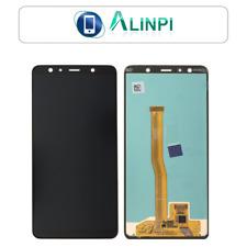 Pantalla Original Completa para Samsung Galaxy A7 2018 A750 Negra Tactil + LCD