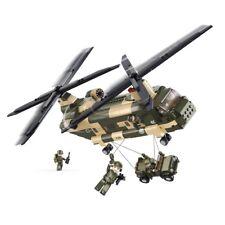 Elicottero Chinook CH-47 - Costruzioni Militari Sluban M38-B0508 520 pezzi