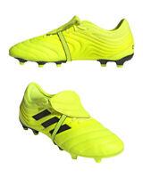 Adidas Scarpe Calcio Football Copa Giallo Gloro 19.2 FG Vera Pelle
