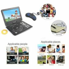 """9"""" Car Portable DVD Player TV FM USB Support Movie Music Game With Free Games CD"""