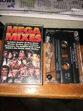 STARS ON 45 Mega Mixes Cassette Tape