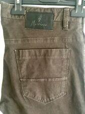 Pantaloni Guess by Marciano Uomo taglia 32 colore marrone gessato