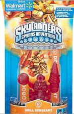 Skylanders Spyro's Adventure Character Pack__RED ARMOR DRILL SERGEANT__Exclusive