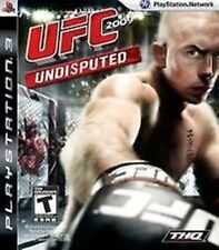 Replacement Case Only (No Game) Ps3 Ufc Undisputed 2009 -George St Pierre