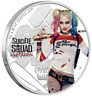 2019 SUICIDE SQUAD – Harley Quinn $1 1oz .9999 SILVER PROOF COLORIZED COIN