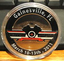 DARRELL GWYNN FOUNDATION RACE FOR CHARITIES 2011 COIN MEDALLION GAINESVILLE FL