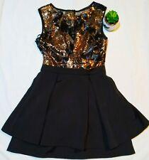 Keren Millen black dress size UK 10