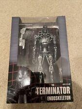"NECA Terminator T-800 Endoskeleton 7"" Action Figure Collection 1:12 Scale New"