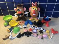 Mr And Mrs Potato Head Bundle With Large Accessories Collection Bundle