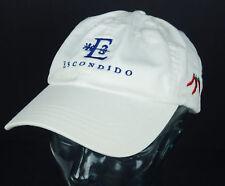Escondido Tres Compadres 2007 Cap Chili Pepper Hat