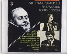 Stephane Grappelli-The Sound Of Jazz cd album