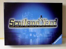 SCOTLAND YARD  Ravensburger  KOMPLETT & UNBESPIELT 1996  TOP ZUSTAND Brettspiel