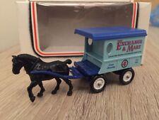 Lledo Exchange And Mart Horse Delivery Van #