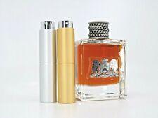 Juicy Couture  Dirty English Mens 8ml  .27oz Travel Size Spray Eau De Toilette