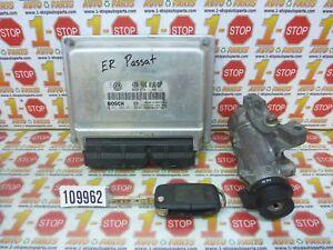 04 2004 05 2005 VOLKSWAGEN PASSAT 1.8L ENGINE COMPUTER ECU ECM 4B0906018DP OEM