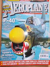 Aeroplane magazine january 2007