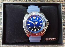 Seiko SRPD09 Samurai Diver. -  Excellent Condition