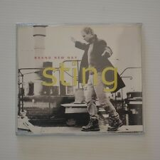 STING - BRAND NEW DAY - CD SINGLE PROMO SAMPLE