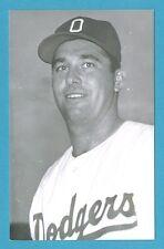 Jack Smith (Omaha) Vintage Minor League Baseball Postcard GRN