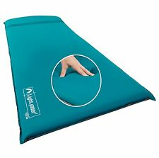 Lightspeed Outdoors XL Super Plush FlexForm Self-Inflating Sleep and Camp Pad
