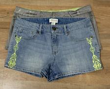 Boho Chic Hippie Shorts Lot