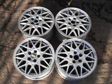 BBS VW alloy rims x 4 6.5Jx15H2 ET43 1H0601025AA, 2 months warranty