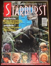 Starburst issue 181 September 1993 Doctor Who special