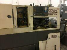 Hardinge Conquest St20 Swiss Screw Machine Cnc Lathe