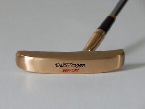 VINTAGE REFINISHED WALTER HAGEN Signature Golf Club Putter