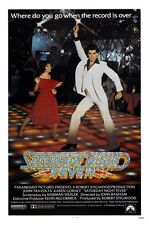 Saturday Night Fever Movie Poster 11x17 Mini Poster (28cm x43cm)
