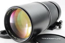 [Excellent+++] Olympus OM-System F.Zuiko Auto-T 300mm f/4.5 Fix MF Telephoto Cap