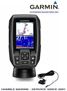 Garmin STRIKER 4 Colour GPS Sonar Depth Sounder FishFinder with CHIRP Transducer
