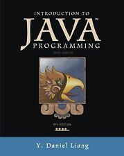 Introduction To Java Programming by Y Daniel Liang