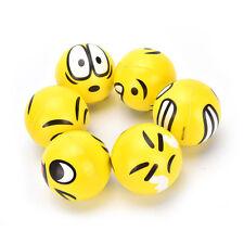 visage anti stress soulager balle TDAH autisme humeur jouet squeezeGDWK
