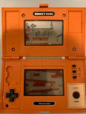 Vintage Nintendo Game & Watch Donkey Kong DK-52 *WORKING* - USA seller