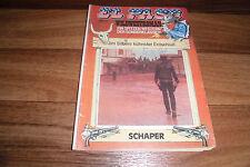 EL PASO Wildwestroman -- JIM SILBER`S KÜHNSTER ENTSCHLUß // von Max Brand 1970er