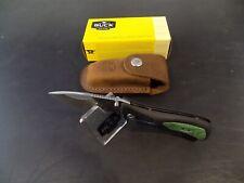 BUCK KNIFE 588GRSHH HALEY HEATH ERGO PRO S30V