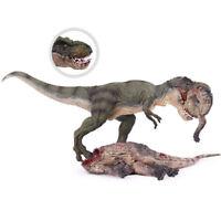 Running T-Rex Jurassic World Park Dinosaur Toy Model Body Set