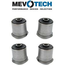 NEW Jeep Grand Cherokee Set of 4 Front Lower Control Arm Bushings Mevotech